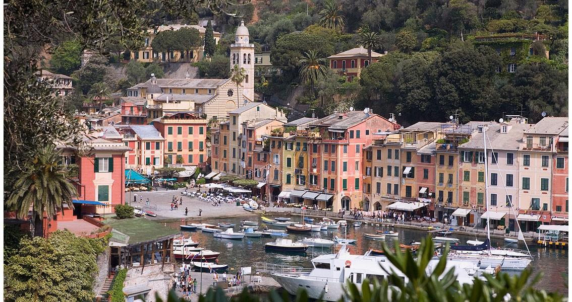 Portofino dove si trova portofino liguria portofino for Bagno a ripoli dove si trova